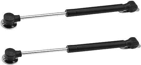 Homyl 2 peças de dobradiça de porta a gás mola mola suporte para elevação de choque armário de cozinha hidráulico, aceae2c...