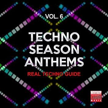 Techno Season Anthems, Vol. 6 (Real Techno Guide)