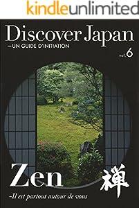 仏語版 Discover Japan 6巻 表紙画像