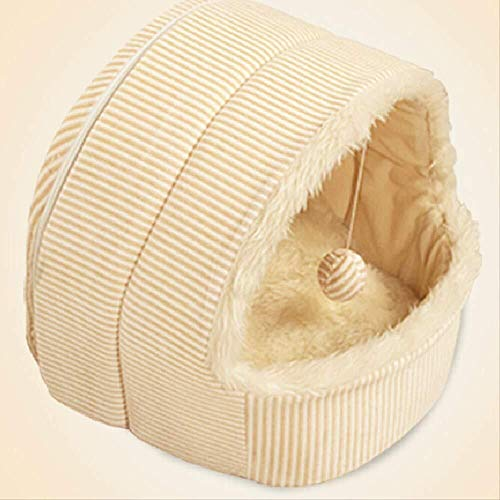 Luyshts Cottage Pet Supplieskennels Pet Nestsize: 40 * 40 * 30Cm Venta Mascotas Perros Pequeños House Cat Bag Kennel & Pens Dog Bed Carpa