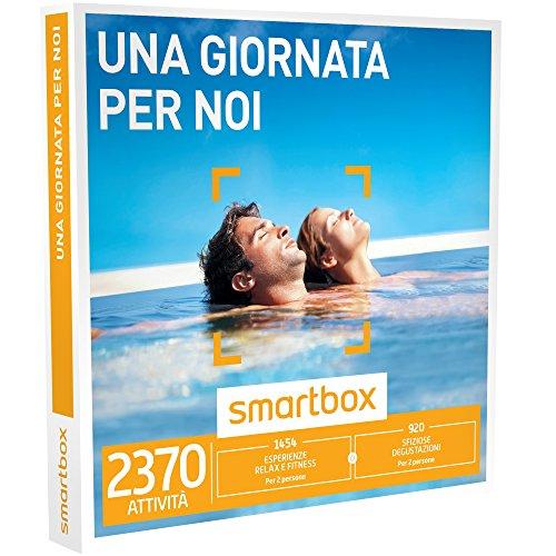 Smartbox - Una Giornata Per Noi - 2370 Esperienze Tra Attività Di Gusto o Svago, Cofanetto Regalo, Multiattività
