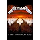 Master of Puppets Textil Poster
