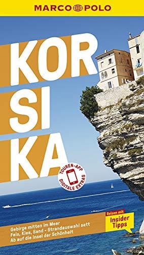 MARCO POLO Reiseführer Korsika: Reisen mit Insider-Tipps. Inkl. kostenloser Touren-App