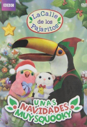 La Calle De Los Pajaritos: Unas Navidades Muy Squooky (Import Dvd) (2013) Jenn
