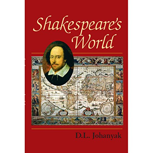 『VangoNotes for Shakespeare's World, 1/e』のカバーアート