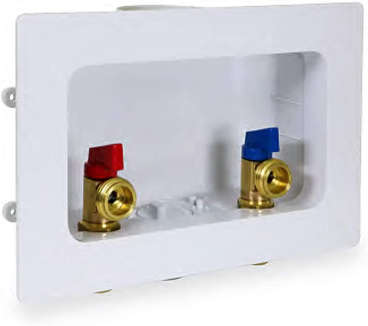 Highcraft TC300-D Max 61% OFF Washing Machine Outlet Box C 1 2'' Valves Max 64% OFF with
