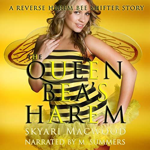 The Queen Bea's Harem audiobook cover art