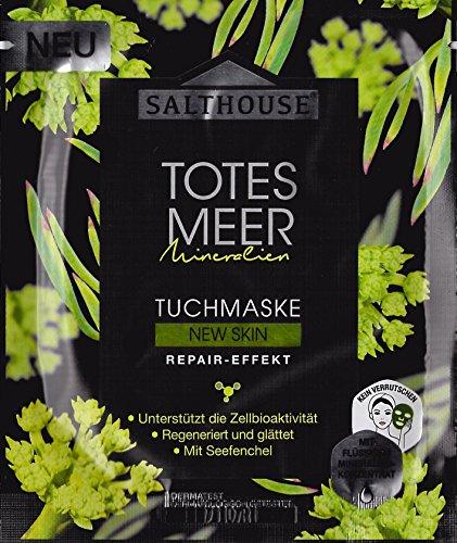 Salthouse Totes Meer Tuchmaske New Skin, 1 St