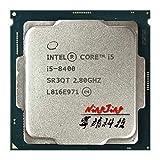 i5-8400 i5 8400 2.8 GHz Six-Core Six-Thread CPU Processor 9M 65W LGA 1151