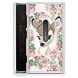 DeinDesign Coque Compatible avec Nokia Lumia 920 Étui Housse Disney Bambi Cadeau pour Femme