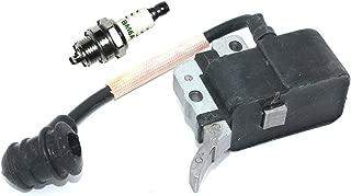 Ignition Coil Module With Spark Plug BM6A For Echo Chainsaw CS-303T CS-345 CS-346 CS-350TES CS-303T CS-300 CS-301 CS-305 CS-306 CS-3400 CS-340 CS-341 CS-3450 CS-345 Parts#A411000150 15901010630 BPM7A