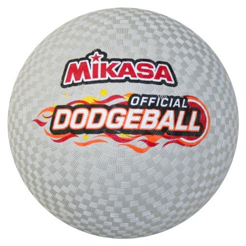 Mikasa Dodgeball DGB 850, silber, 68-71,1 cm