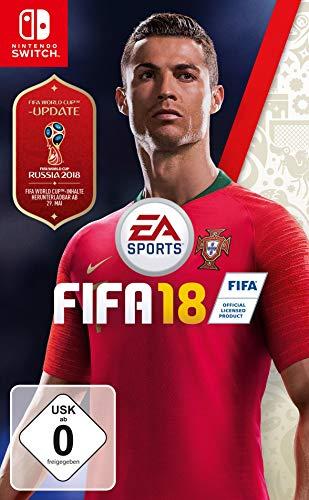 FIFA 18 - Standard Edition - [Nintendo Switch]