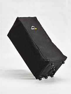 ShelterLogic Store-IT Canopy Rolling Storage Bag, Black