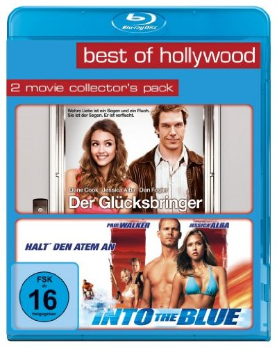 Der Glücksbringer/Into the Blue - Best of Hollywood/2 Movie Collector's Pack [Blu-ray]