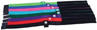 Total Pet Health Nylon Puppy ID Collar, Large, 8-Pack