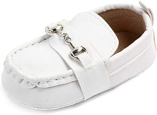 کفش بچه گانه LONSOEN دخترانه پسرانه Loafers Prewalker Moccasin