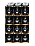 JellyFish Flame Real Premium Gel Fuel 48 Cans Indoor or Outdoor Made in USA 13oz