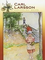 Carl Larsson Coloring Book