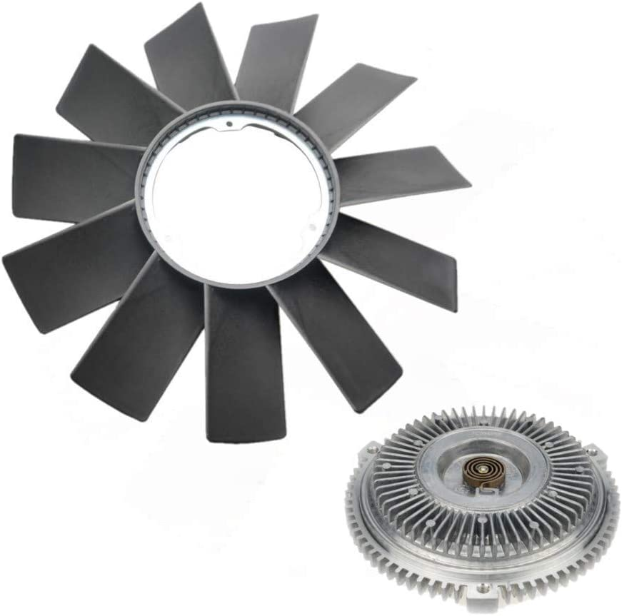 Set of 2 Engine Radiator Cooling Fan and バーゲンセール 送料無料(一部地域を除く) for Blade Kit BM Clutch