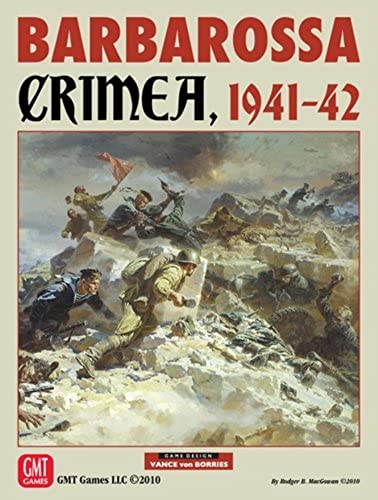 Barbarossa  Crimea by GMT Games