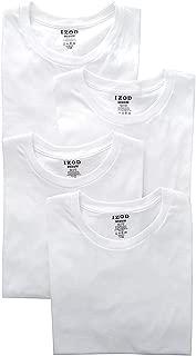 Men's 100% Cotton Crew Neck T-Shirt - 4 Pack 00CPT10