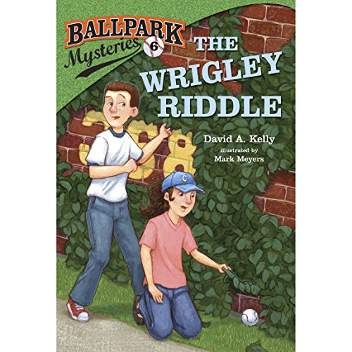 The Wrigley Riddle audiobook cover art