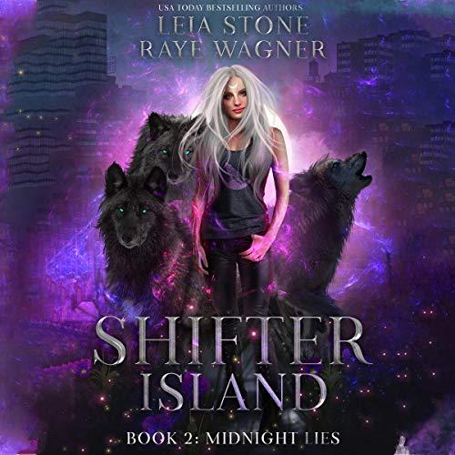 Midnight Lies: Shifter Island, Book 2