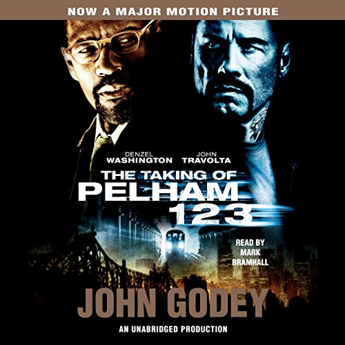 The Taking of Pelham 123 audiobook cover art