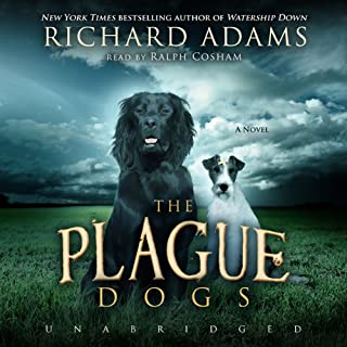 The Plague Dogs cover art