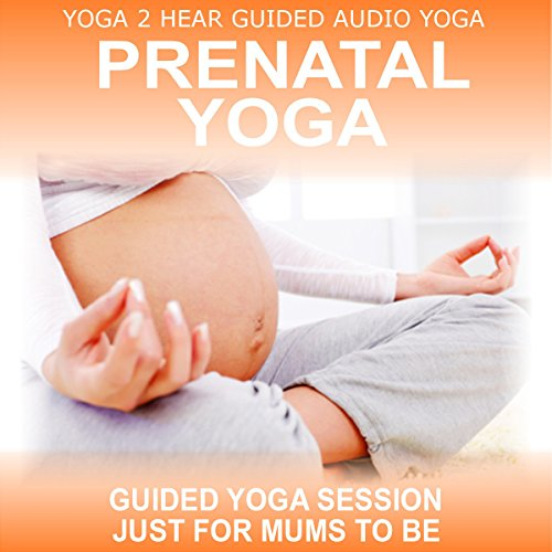 Pre-natal Yoga audiobook cover art