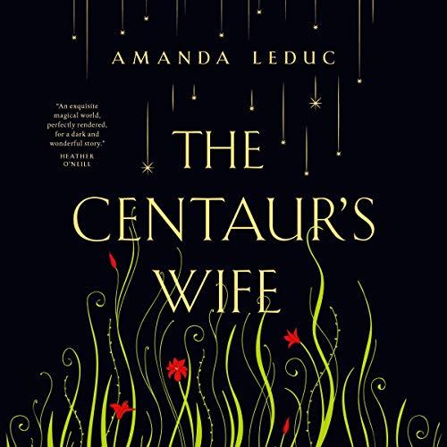 The Centaur's Wife cover art