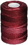 Iris Nylon Crochet Thread, 197-Yard, French Wines