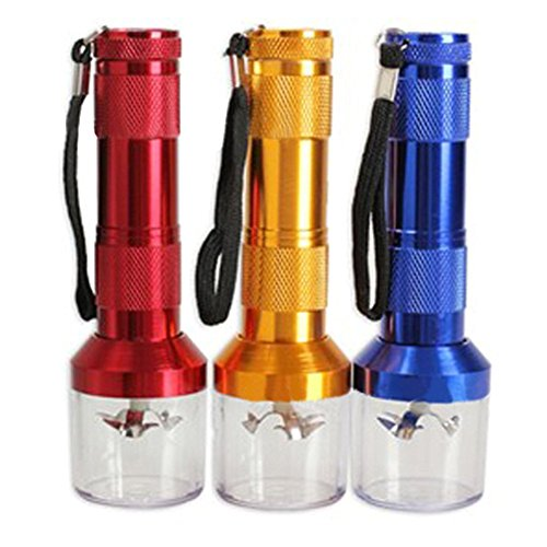 Formax® 420 Elektrische Kräutermühle aus Zinklegierung, für Tabak