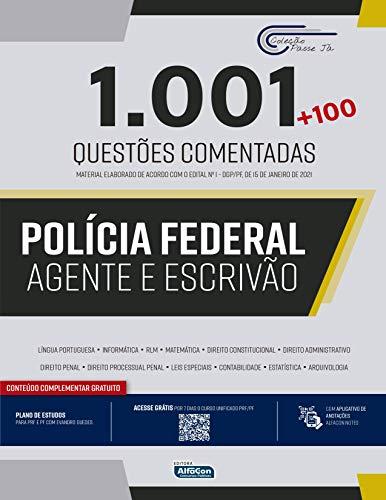 1.001 questões comentadas - Polícia Federal