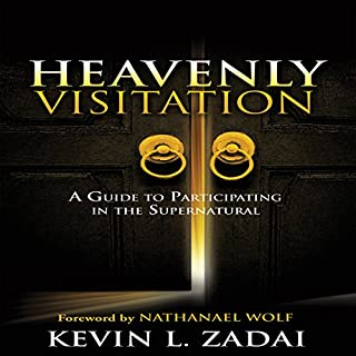 Heavenly Visitation audiobook cover art