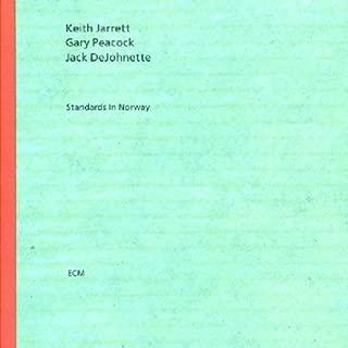 Standards In Norway by Keith Jarrett Trio (2000-05-03)