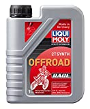 Liqui Moly 3063 - Aceite de motor, 2T, Synth, Offroad Race, Booklet, 1 l