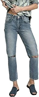 High Waist Awesome Baggies Ripped Denim Pants Hollywood
