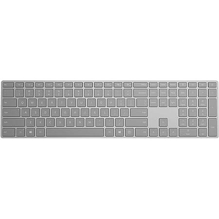Microsoft Surface Keyboard, Gris, QWERTY español: Microsoft ...