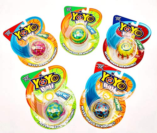 Big Time Toys Yo Ball Party Pack (5 Pack)