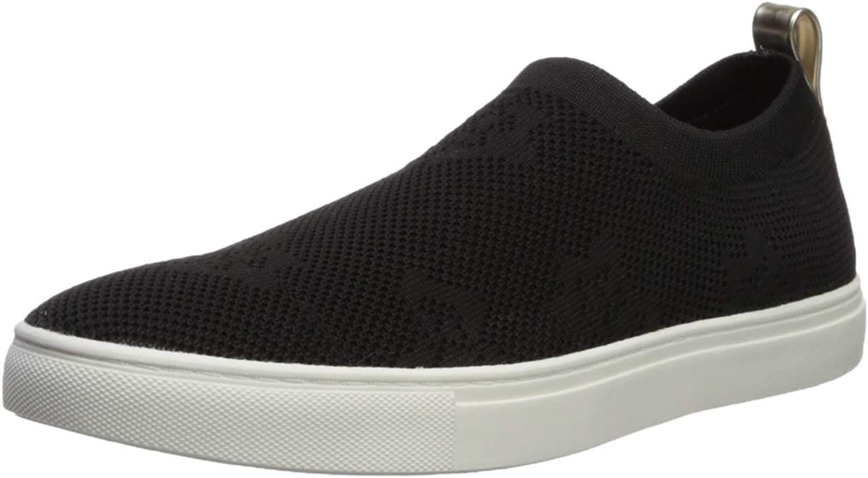 Kenneth Cole New York Womens Korden Knit Low Top Sneaker Sneaker