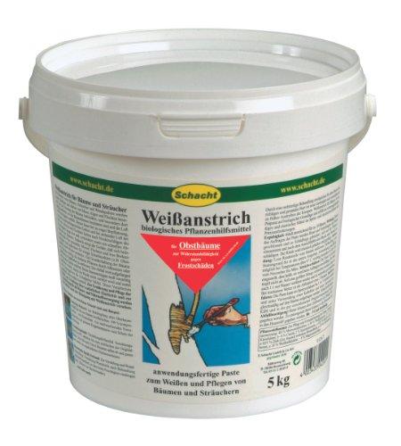 Schacht Weißanstrich-Paste gegen Frostschäden 5 kg