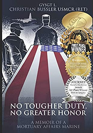 No Tougher Duty, No Greater Honor