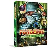 Z-man Games España Pandemic: Estado de Emergencia ZM7113ES Juego de Mesa, Multicolor
