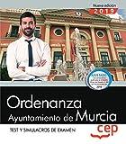 Ordenanza. Ayuntamiento de Murcia. Test y simulacros de examen
