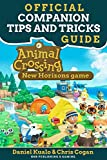 Official Companion Tips And Tricks Guide: Animal Crossing New Horizons Game (Animal Crossing New Horizons Guides)