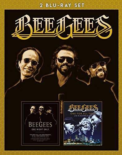 Bee Gees - One Night Only + One For All Tour (Live) [Blu-ray]