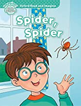 Oxford Read & Imagine Early Starter Spider Spider Mp3 Pack (Oxford Readers)
