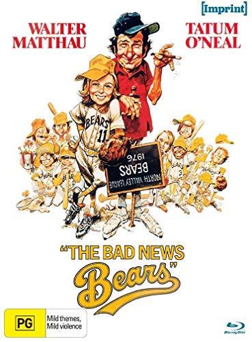 Die Bären sind los / The Bad News Bears ( ) [ Australische Import ] (Blu-Ray)